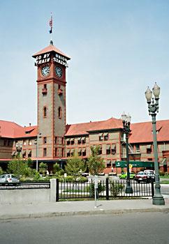 Union Station in Portland, Oregon