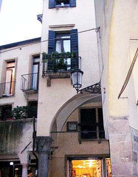 Architecture in Padua