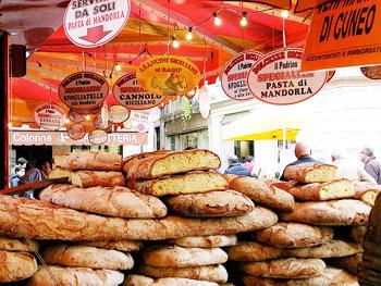 Street markets of the Veneto