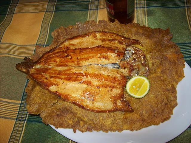 Smoked Trout in Colombia