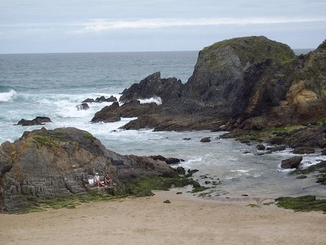 Coast of Death, Galicia, Spain.