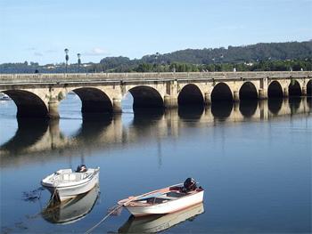 Bridge of Pontedume. photos by Inka.