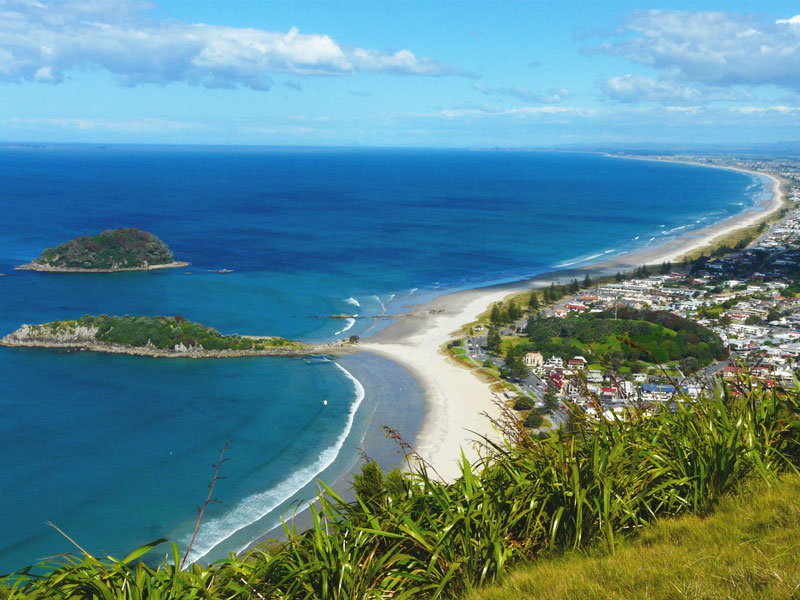 Mt. Manganui Beach