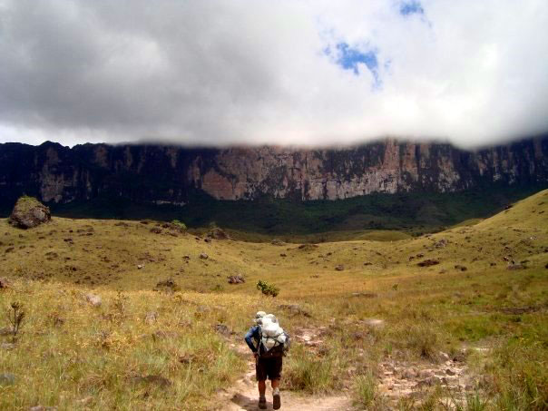 Trekking Towards Roraima