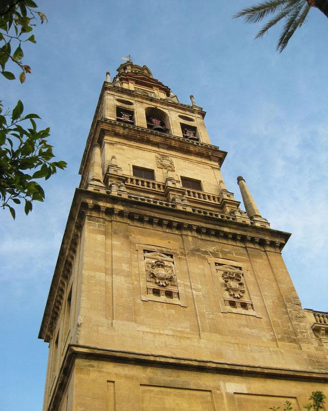 La Torre del Alminar, part of La Mezquita