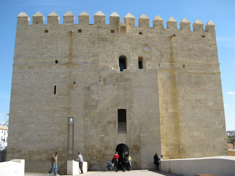 The Calahorra Tower in Cordoba, Spain