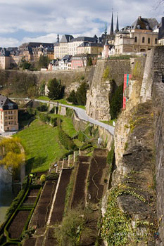 The many layers of Luxembourg