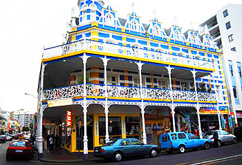 No shopping is like window shopping in Long Street, where you can amble past Victorian buildings like these