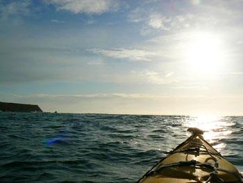 Kayaking the Yolo