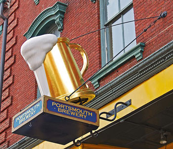 New Hampshire's original brewpub - The Portsmouth Brewery