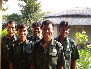 Pano, Badal, Manoj Ashutosh and Alipada, the multi-taskers of Bali