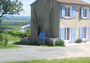 Chateau Haut Garrigue guest house