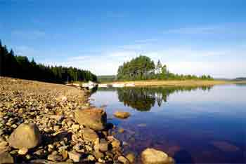 Kielder Water and Forest Park, Northumberland