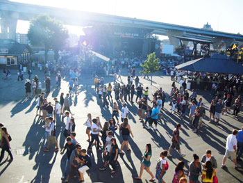 Hundreds of thousands of people show up for SummerFest every year