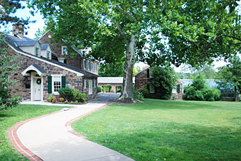 The Pearl S. Buck House