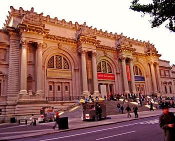 The Metropolitan Museum of Art in New York City