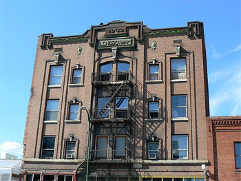 Longbotham building, downtown Spokane.