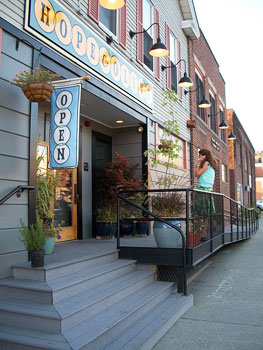 "The newly-opened Hope and Olive Restaurant was named ""Best of New England"" by Yankee Magazine."