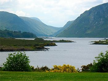 Glenveagh National Park, Ireland. photos by Jean Miller Spoljaric.