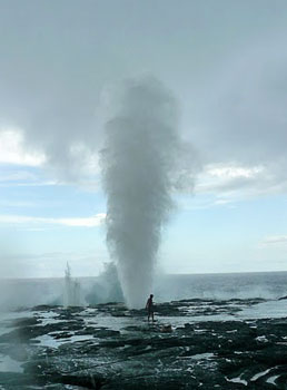The Alofaaga Blowholes