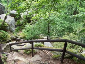 Extreme trails, Pulcinske Skaly