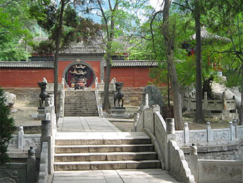 The Jade Fountain Temple