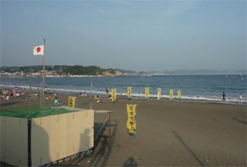 Beach in Tokyo