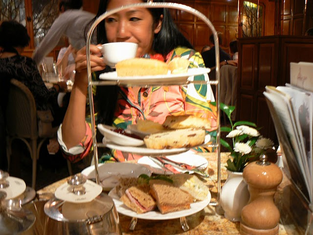 Betty's Tea House in York, England