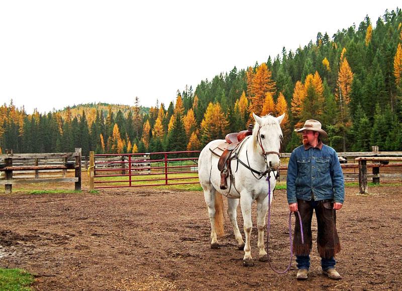 Bar W Guest Ranch in Northwest Montana