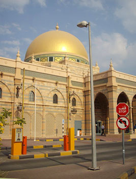 Old and new in Sharjah