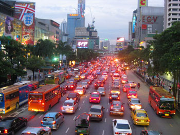 One Day in Bangkok for Less Than Ten Dollars (US)
