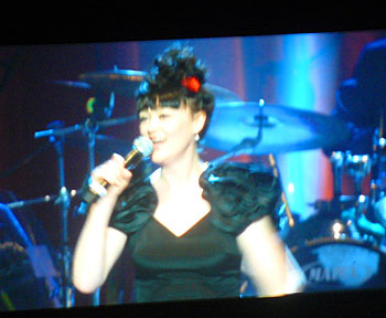 Bronagh Gallagher of The Commitments