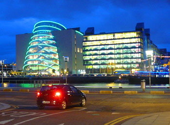 Dublin's new Convention Centre