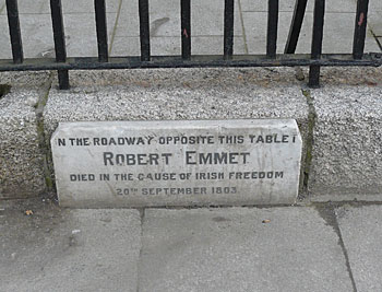 In Dublin, history is all around you.