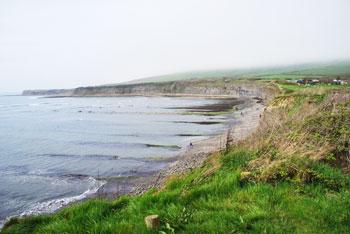 Kimmeridge Bay