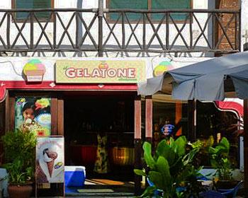 The Gelato stores