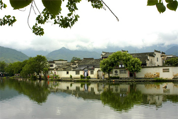 The Village of Hongcun, China.