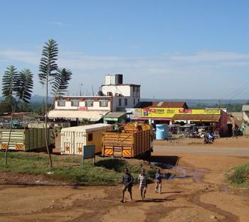 Ugunja town
