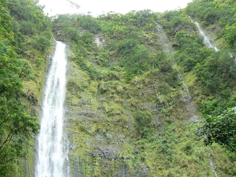 Waimoku Falls, Maui Hawaii