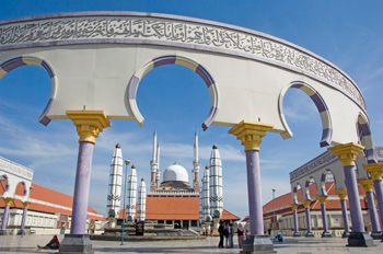 The Grand Mosque in Semarang