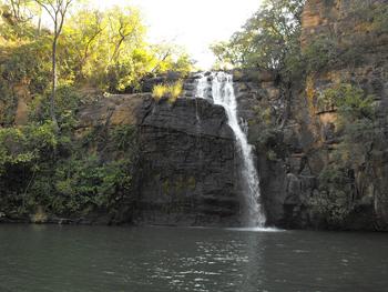 Tanaugoa Falls.