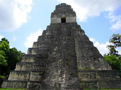 Tikal, Belize.