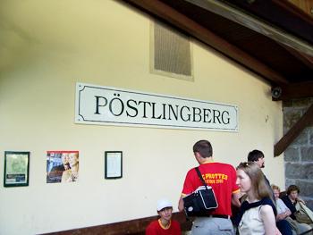 Postilingberg, Linz, Austria