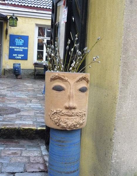 Whimsical planter