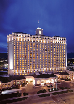 Grand American Hotel, Salt Lake City.