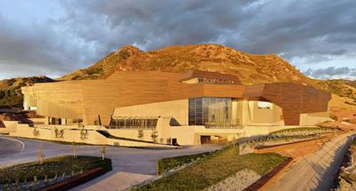 Rio Tinto Museum of Natural History, Salt Lake City, Utah.