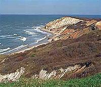 Gay Head's cliffs, MV.