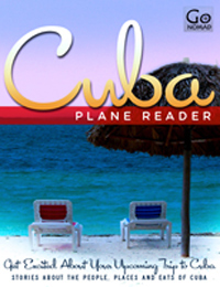 GoNOMAD Cuba Plane Reader