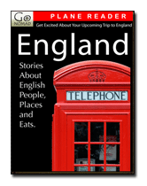 England Plane Reader from GoNOMAD