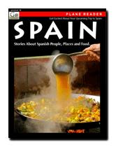 Spain Plane Reader